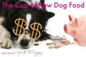 The Cost of Raw Dog Food